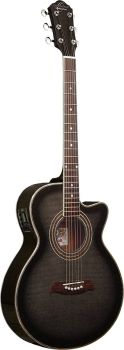 Oscar Schmidt OG10CEFTB 6 Strings Acoustic-Electric Guitar