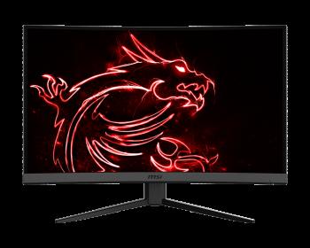 "MSI Optix G27C4 27"" 16:9 Curved Gaming LED Monitor"