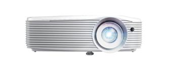 Optoma EH512 5000-Lumen Full HD 1920x1080 DLP Projector (White)