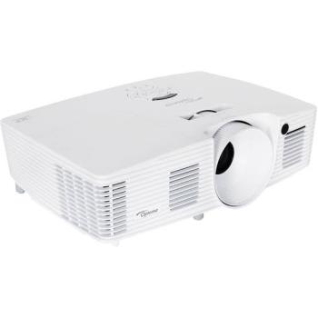 Optoma W402 4500 Lumens WXGA DLP Projector