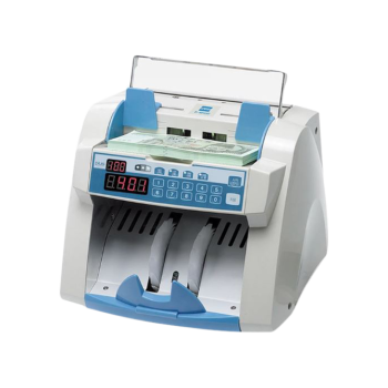Plus P401 Ultra-Violet & Magnetic counterfeit detection Counting Machine