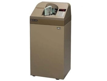 Plus P-409A Automatic Note / Money Counting Machine