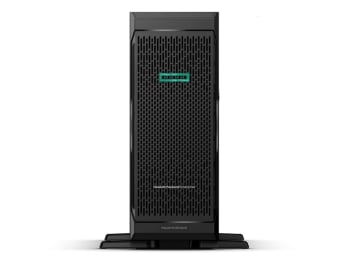 HPE ProLiant ML350 Gen10 Tower Server (Intel® Xeon® Silver 4210 processor, 16GB RAM)