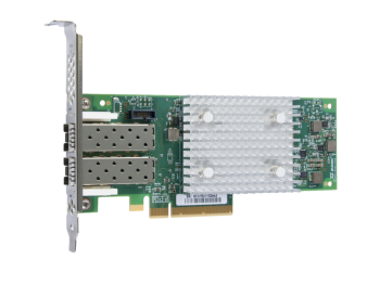 HPE StoreFabric SN1100Q 16Gb Single Port Fibre Channel Host Bus Adapter