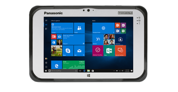 "Panasonic FZ-M1 GPS 7"" Base Model Toughpad (Intel Core m5 6y57/ 4GB/ 128SSD/ Win10)"