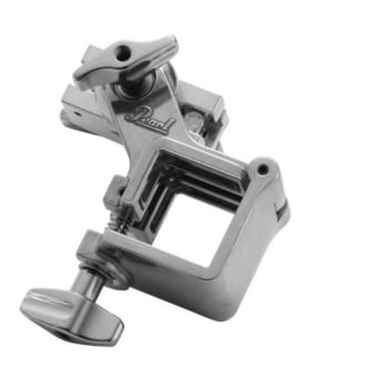 Pearl PCX-200 Tilting Pipe Clamp with Adjustable Jaw