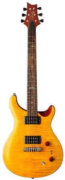 PRS PGAB SE Paul's Electric Guitar in Amber finish