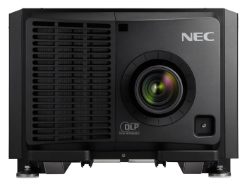 NEC DLP 40,000 Lumens Projector PH3501QL Black