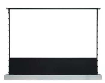 "DMInteract 100"" 16:9 Motorized Floor Rising Projector Screen"