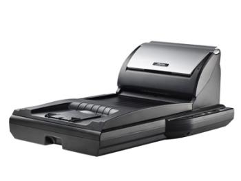 Plustek Smart Office PL2550 ADF With Flatbed Document Scanner