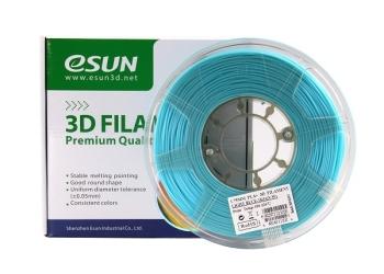 ESun 3D Filament PLA+ 1.75mm Light Blue