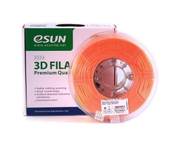 ESun 3D Filament PLA+ 1.75mm Orange