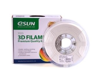 ESun 3D Filament PLA+ 1.75mm White
