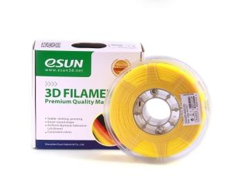 ESun 3D Filament PLA+ 1.75mm Yellow