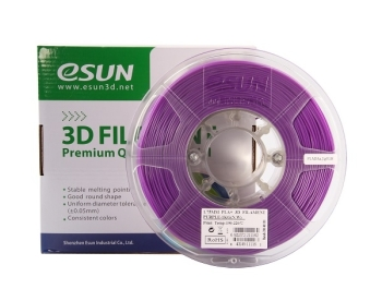 ESun 3D Filament PLA+ 1.75mm Purple