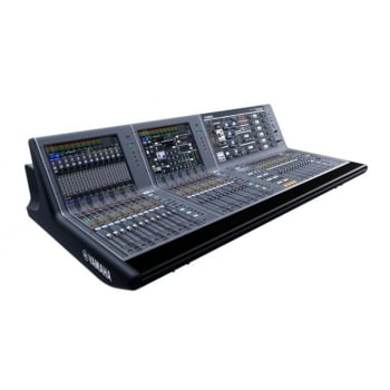 Yamaha CSD-R7 PM7 144 Channels Digital Mixing Console System
