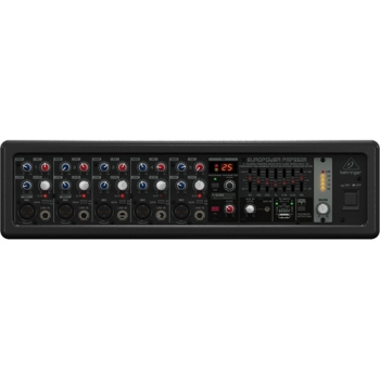 Behringer PMP550M 500-Watt 5-Channel Powered Mixer