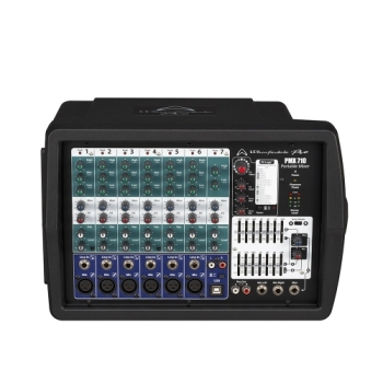 Wharfedale Pro PMX710 7 Channel Powered Mixer