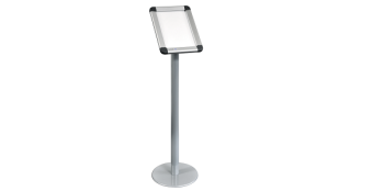 Legamaster PREMIUM Poster Frame on a Stand 341 x 254 mm, A4