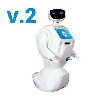 Promobot V.2 - Autonomous Robot For Business