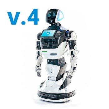 Promobot V4 - Business Purpose Fully Autonomous Robot