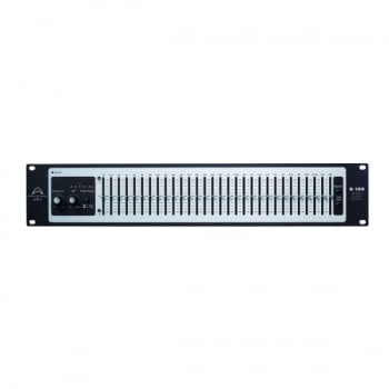 Wharfedale Pro Q-130 30 Band Octave Graphic Equalizer