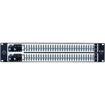Wharfedale Pro Q-230 30 Band Octave Graphic Equalizer