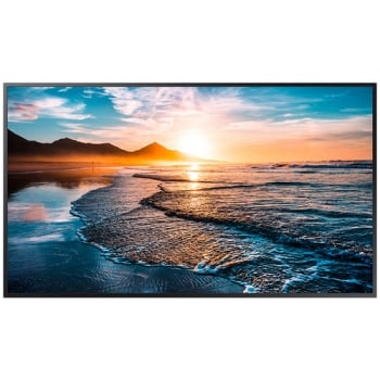 "Samsung QH49R 49"" Class 4K UHD Commercial Smart LED Display"