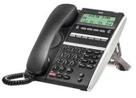 NEC DT400 Series 6-key Digital Display Telephone PABX System