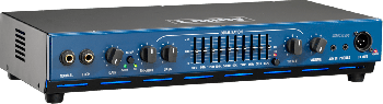 Laney R500H 500w  MP3-Aux in Richer Bass Head Mixer
