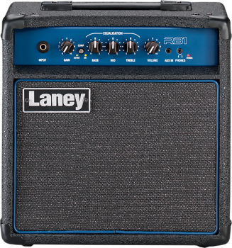 Laney RB1 W-3 Band EQ Solid Bass Performance Combo