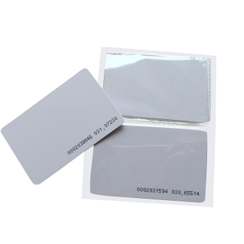 DM TK4100 Printable RFID Card  Frequency 125KHz Chip