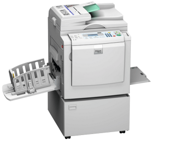 Ricoh DX-2430 A3 & A4 90ppm B4 Digital Duplicator & Printer
