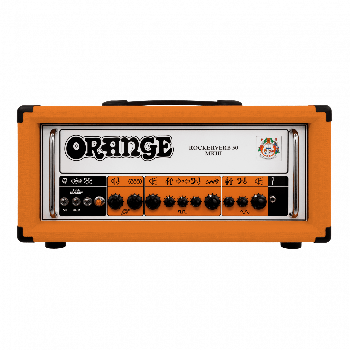 Orange RK50C Mkiii 50w Twin Channel Tube Head Amplifier