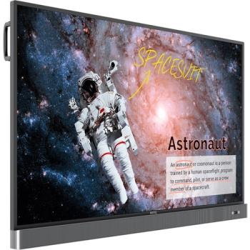 "BenQ RM7502K 75"" Class 4K UHD Educational Touchscreen LED Display"
