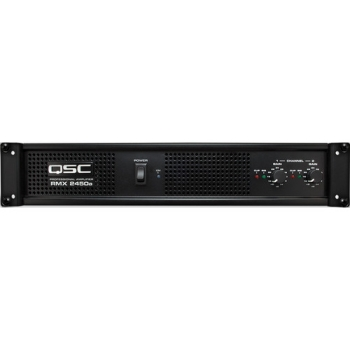 QSC RMX 2450a Two-Channel Power Amplifier