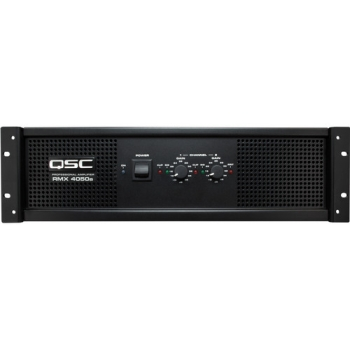 QSC RMX 4050a Two-Channel Power Amplifier