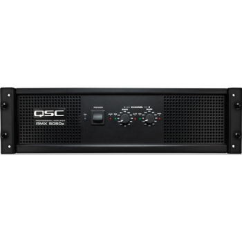 QSC RMX 5050a Two-Channel Power Amplifier