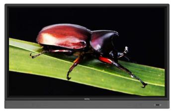 "BenQ RP653K 4K UHD 65"" Education Interactive Flat Panel Display"