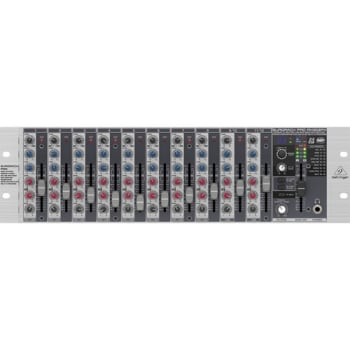 Behringer RX1202FX 12-Channel Line and Microphone Mixer