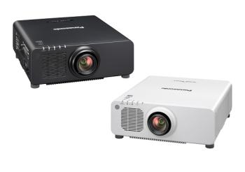 Panasonic PT-RZ660 6000 Lumens WUXGA Projector With Free Lamp