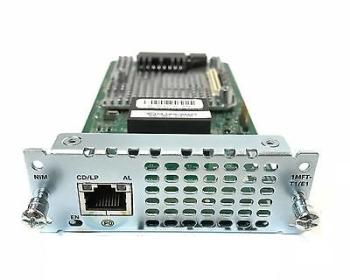 Cisco NIM-1MFT-T1/E1 1-Port Multiflex Trunk Voice Card