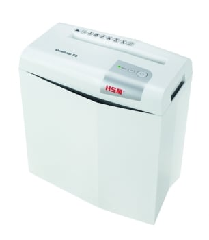HSM Shredstar S5 6mm Strip Cut Shredder