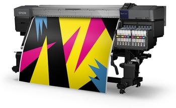 Epson SureColor SC F9400 Dye Sub Large Printer