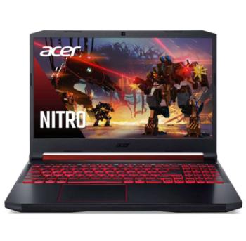 Acer Nitro AN5-AN515-NH-Q7MEM-001 Laptop (Core i7 10750 H – 2.6 GHZ, 16GB, 1TB+256S, Win 10)