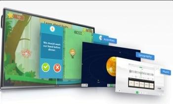"Maxhub L65FA 65"" Education & Commercial Screen Touchscreen Display"