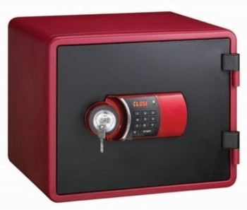 Eagle YESM-020K Digital And Key Lock & Multi Colors Fire Resistant Safe
