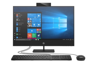 HP ProOne 440 G6 All In One PC (Intel Core i5, 8GB, 1TB SATA HDD, 21.5 Inches Screen 5MP Pop Up Camera)