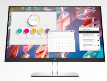 HP 9VF99AS ARAB 23.8 Inches E24 G4 Hdmi IPS FHD Monitor