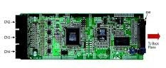 NEC Controlling Chassis Expansion Board PABX System